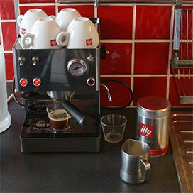 Isomac Giada Coffee Machine